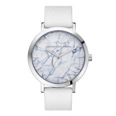 The Christian Paul Watch Hayman Marble is a symbol of eternal time. This snow-white marble-faced watch will bring some sentimental memories back to you. Wear this amazing timepiece and let your dreams
