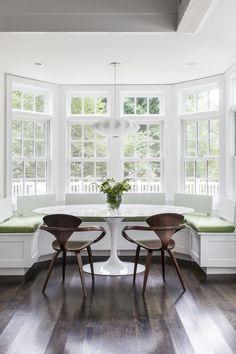 breakfast nook | LDa Architecture and Interiors