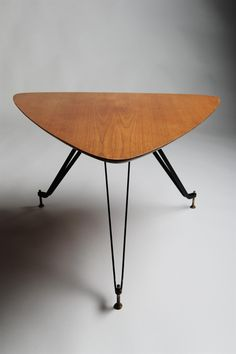 Occasional table, anonymous, Sweden. 1950's.