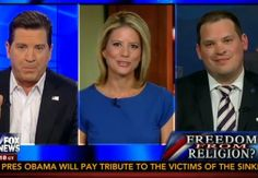 Bolling, Kirsten Powers, Atheist Clash over Football Team's 'Christian Worship'