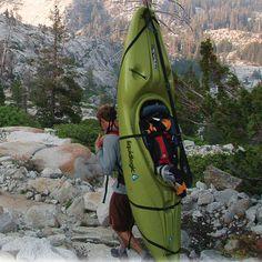 Salamander Bak Yak Kayak Backpack | Outdoorplay.com