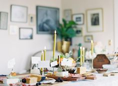 a beautiful mess  an exceptional #housewarming spread from brilliant artist @jenhuangphoto. film scanned by @richardphotolab by elanklein