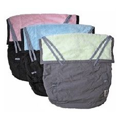 This cold weather pouch fits over most soft structured baby carriers. Perfect for ERGO, Beco, Baby Bjorn, etc. Keep your baby warm and close with this soft and stylish carrier cover. Works on car seats too!