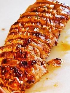 I've made this pork tenderloin recipe a handful of times on my own, it's definitely a favorite.