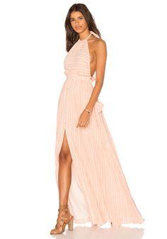 Pocket Halter Dress