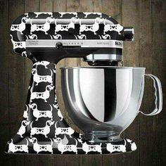 Dachshund Kitchenaid Mixe #dachshund Kitchenaid Mixer