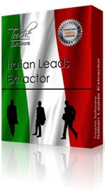 Italian Leads Extractor Discount Coupon Code - Touche Software Coupon Code - Come get the largest Touche Software discount promotions. Here are the coupons  http://freesoftwarediscounts.com/shop/italian-leads-extractor-discount/