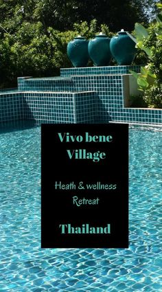 Visit Vivo bene Village Health and Wellness Retreat in Chiang Mai Thailand. Promoting a holistic approach to health and wellbeing, in a luxury resort style atmosphere. The perfect place to recover from cosmetic or elective surgery or just chill out immerse yourself in the Thai culture.