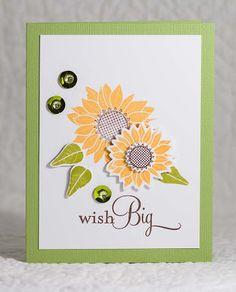 Simple Sunflowers