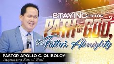 Staying in the Path of God, The Father Almighty Son Of God, Apollo, Mathematics, Worship, Spirituality, Father, Bible Truth, Messages, Words
