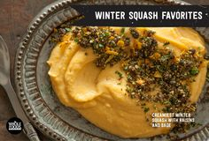 EIGHT RECIPES for cooking with winter squash... Just click through for the collection!