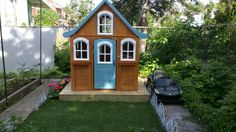 Storybrooke playhouse