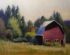Early Afternoon by Lori Twiggs Oil ~ 11 x 14