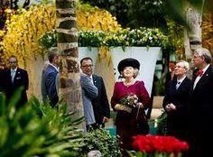 #Floriade 2012 in Venlo, ein Besuch lohnt sich. Sogar die Königin war anwesend.