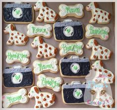 Custom Thank You Cookies