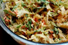 Real Food Summer Picnic Series :: Classic Coleslaw :: Grain Free, Egg Free, Nut Free, Dairy Free Option by Raising Generation Nourished, via Flickr