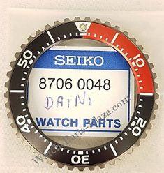 Seiko SEIKO KINETIC DIVER SKA577P1 ROTATING BEZEL 5M82-0AF0 SKA577 BLACK RED ORIGINAL