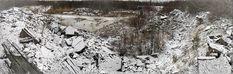 Quarry - Ingo Valgma Surface Mining, Limestone Quarry, Animal Tracks