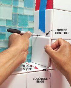 Build a high-end shower enclosure