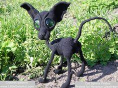 Project by Наталья Швайгерт. Crochet pattern Cat Sphinx Findus by Svetlana Pertseva fot LittleOwlsHut #LittleOwlsHut, #Pertseva, #Cat, #CrochetPattern, #Amigurumi, #CatSphinx, #Kitty, #Kitten, #DIY