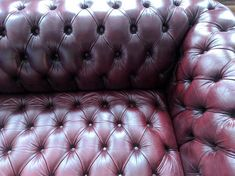 64a67fc94b83 Not available-SOLD-Leather Chesterfield Sofa