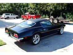 Back of the 71 Pontiac Firebird I had as a 1st car