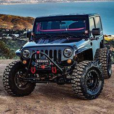 "Reposting Hubba Bubba: ... ""Amazing #jeep """