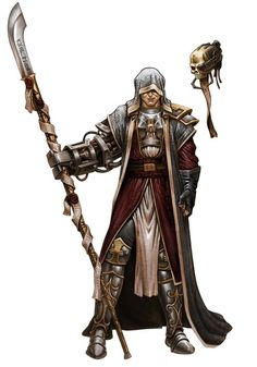"""Illustration of the arbitrator Jaxx Rommulous - one of the characters from """"Rollplay Dark Heresy"""" - role-playing game show based on the Warhammer un. Character Concept, Character Art, Character Ideas, Conquest Of Mythodea, Warhammer 40k Rpg, Warhammer Fantasy, Grey Knights, The Grim, Space Marine"""