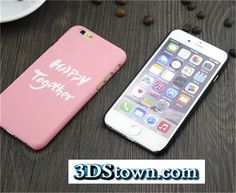 Popular cover case in South Korea, stars lovers. Simple design, suitable for iphone 5/6/6 Plus, print the famous TV show on the back with cute and classic shades, unisex. Have three colors: black, white and pink at http://www.3dstown.com/product.php?id_product=327