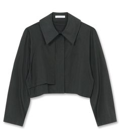 J.W.Anderson  Cropped Shirt