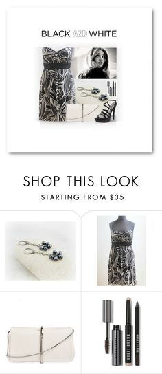 Black and White by styledonna on Polyvore featuring moda, Nine West, 3.1 Phillip Lim, Bobbi Brown Cosmetics and vintage