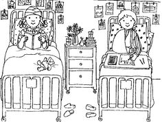 Read moreTwo Kids Got Hospitalization At Hospital Coloring Pages People Coloring Pages, Lego Coloring Pages, Alphabet Coloring Pages, Printable Coloring Pages, Coloring Pages For Kids, Coloring Sheets, Coloring Books, Doc Mcstuffins Coloring Pages, Mickey Mouse Coloring Pages
