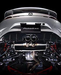 AutoExe:ロードスター | ND | マツダ ROADSTERチューニング&カスタム