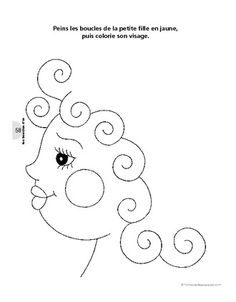 Boucles d'or et les trois ours (12) Worksheets For Kids, Activities For Kids, Five Senses Preschool, Goldilocks And The Three Bears, Stem Science, Elements Of Art, Teaching Art, Kids Education, Preschool Crafts