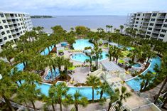 The 5 Best Resort Pools in Destin, Florida - The Good Life Destin Destin Florida Vacation, Destin Resorts, Florida Hotels, Florida Travel, Florida Beaches, Destin Beach, Beach Resorts, Resorts For Kids, Hotels For Kids
