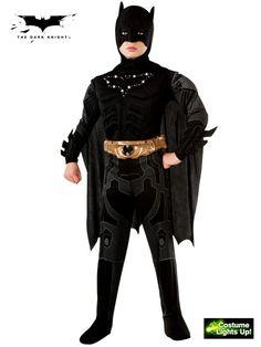 Check out Light-Up Batman Costume - Wholesale Batman Boys Costumes from Wholesale Halloween Costumes  sc 1 st  Pinterest & Teen Batgirl - Kids Costume | Halloween | Pinterest | Batgirl ...