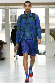 Paris Menswear S/S 2014  Issey Miyake
