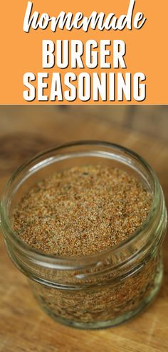 This BurgerSeasoning Blend is my go-to seasoning for making the best burger patty recipe. It adds an incredible flavor boost to any burger recipe. #itisakeeper #recipe #recipes #easyrecipe #quickrecipe #dinner #burger #burgers #seasoning #homemade #grill #bbq #cookout #hamburger #hamburgers