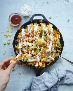 Vegan Cheese Fries Recipe | To Die For, Erin Ireland
