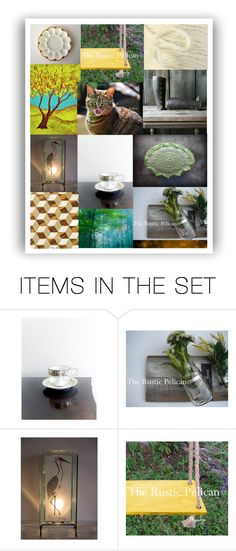 """Sunday Night Pics"" by crystalglowdesign ❤ liked on Polyvore featuring art, rustic and vintage"