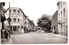 Kerkrade<br />Kerkrade: De Hoofdstraat in de jaren 50 Nostalgia, Street View, Places, Lugares