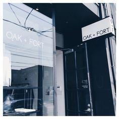 —  OAK + FORT