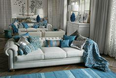 cojines-azul-y-blanco