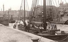 Bristol Harbour.