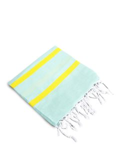 Discover why Meaning is the New Luxury. Shop [product-name] online at http://openbymary.com/products/turkish-towel-beach-stripe?utm_campaign=social_autopilot&utm_source=pin&utm_medium=pin
