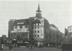Finsbury Park Empire in the 1950s