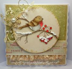 Crafty Urchins: Stampendous - Snowbird