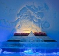 Amazing rooms at the Kirkenes Snow Hotel #norway
