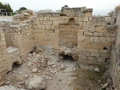 The ruins at Jericho --  Archaeologists have unearthed the remains of more than 20 successive settlements, dating back 11,000 years (9000 BC).