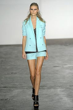 Alexander Wang Spring 2009 Ready-to-Wear Collection Slideshow on Style.com